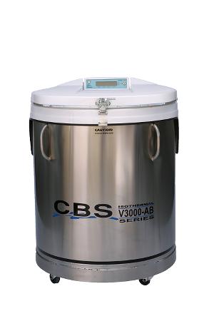 Cryo CBS V-3000AB Isothermal -190°C