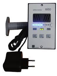 IM-50 enkel alarm til avtrekkskap