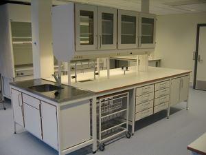 Labinnredning System A - 2